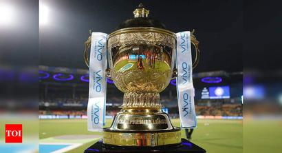 Staging IPL outside India on table as BCCI looks at all options