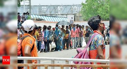 80 Shramik Specials likely to reach Jharkhand, govt miffed over train delays