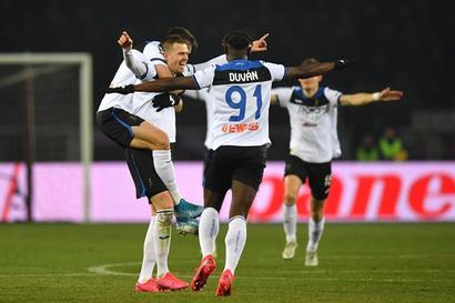 Extras: Bayern whip Schalke; Ilicic scores from halfway line