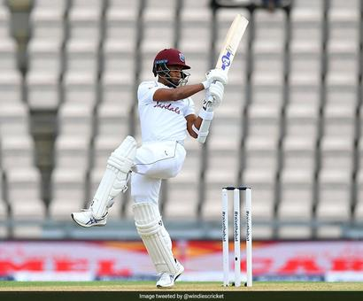 Dowrich's Fifty Outshines Stokes' 4 Wickets As West Indies Take Huge Lead