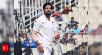 Ishant Sharma passes fitness test, will join team in NZ: Sources