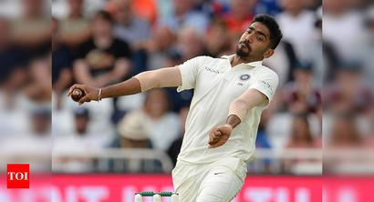 I enjoy bowling most with Dukes ball, says Jasprit Bumrah