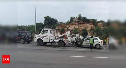 Hyderabad: Indigo pilot killed in road accident