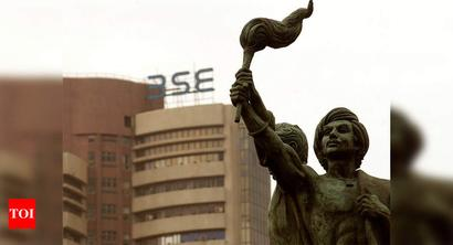 Sensex rises 409 points to close at 36,738