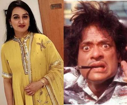 Padmini Kohlapure: I was a fan of Jagdeep, me and my sister would enact his per...