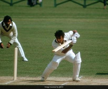 Sunil Gavaskar Turns 71, ICC and BCCI Salute Batting Legend