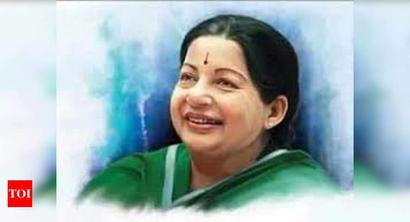 Jayalalithaa: Tamil Nadu to observe Jayalalithaa birth anniversary as State Women and Children Safety Day | Chennai News - Times of India
