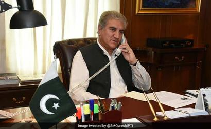 Coronavirus Infected Pak Foreign Minister Dismisses Reports Of Death