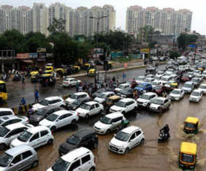 Can Gurgaon save itself after Maruti's exit
