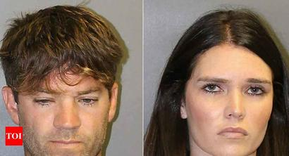 US surgeon, girlfriend charged with rape, 'hundreds' of victims possible - Times of India