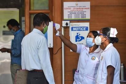 With nearly 55k new COVID-19 cases, India crosses 17 lakh mark