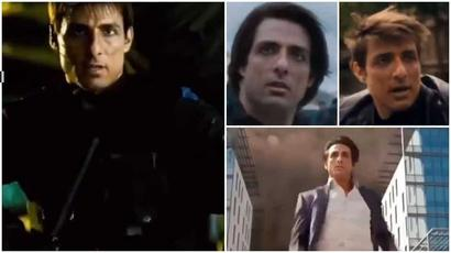 Even Sonu Sood is impressed by this video which deep-fakes him in Tom Cruise scenes....