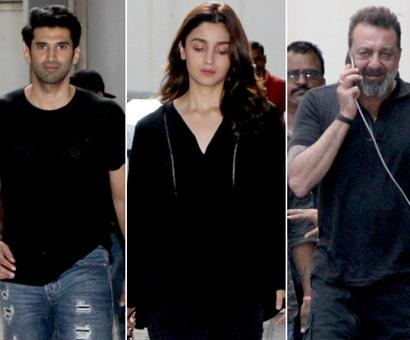 Alia Bhatt, Aditya Roy Kapur and Sanjay Dutt begin work on Mahesh Bhatt's Sadak 2
