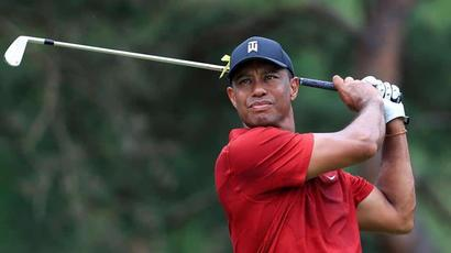 Woods in a better place heading into this PGA Championship