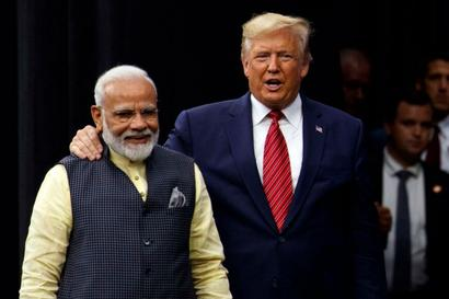Trump Will Have a Triumphant Visit to India: Former Top US Diplomat