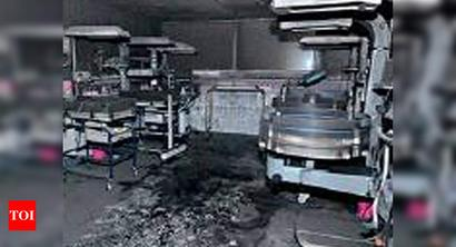 8 lives lost in T'gana hospital fires in 10 years