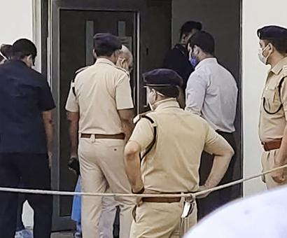 Amit Shah tests positive for COVID-19, admitted to hospital