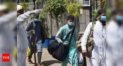 Delhi cops seek tax details from Tablighi Jamaat