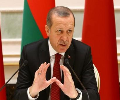 Turkish president to visit Russia today