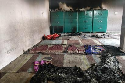 'Even Children Were Not Spared': Students Recount Mob Attack, Arson that Burnt Down Their Seminary
