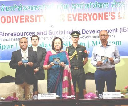 Global campaign on Biodiversity for Everyone's Life launched from North East