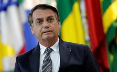 Facebook, Twitter Remove Brazilian President's Video On Virus Quarantine
