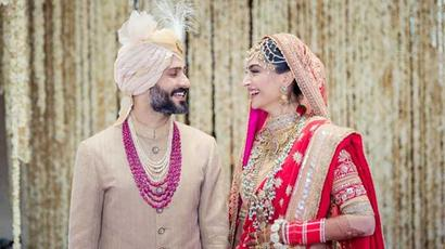 Sonam Kapoor reveals why husband Anand Ahuja did not ride a horse at their wedding....
