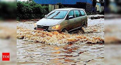 Telangana on high alert after rainfall warning
