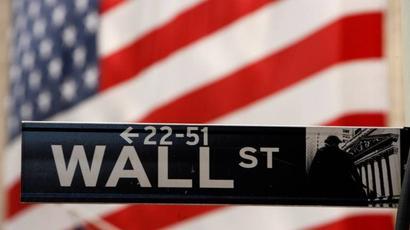 Wall Street ends higher as investors eye stimulus