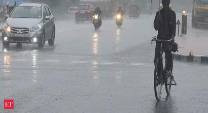 Monsoon arrives in Kerala, North India likely to receive above normal rainfall