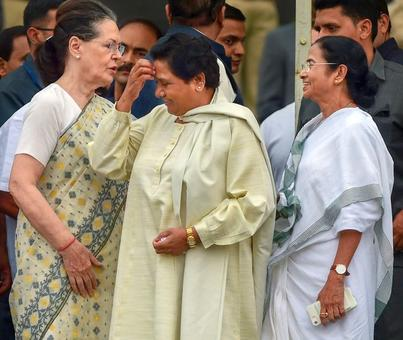 After Mamata, Mayawati to skip Oppn meet