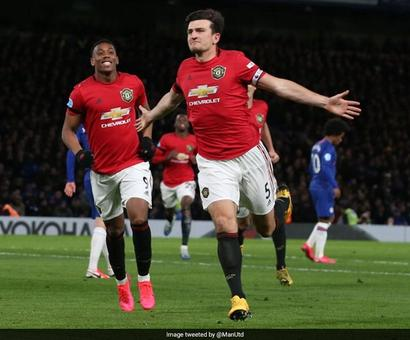 Harry Maguire Forecast How He Would Score Against Chelsea