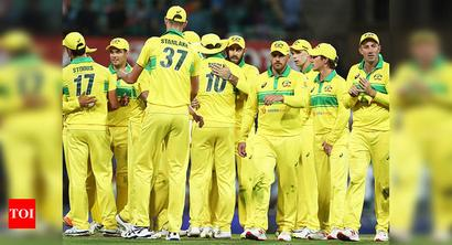 Australia unchanged for New Zealand ODI series