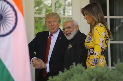 Trump, Melania to visit India on Feb 24-25