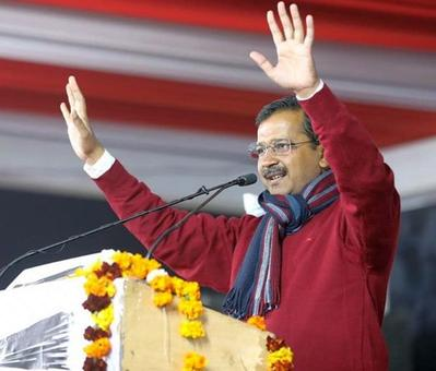 No one in BJP worthy of becoming Delhi CM: Kejriwal