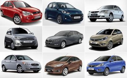 Previous and Current Generation Cars That Sold Alongside