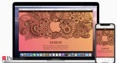 Apple's online shop is here, Tim Cook tweets