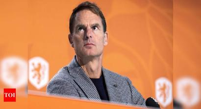 New coach De Boer says exciting Dutch team have bright future