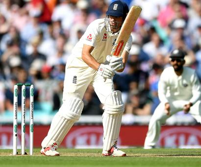 Will Cook end on a high with 33rd Test century?