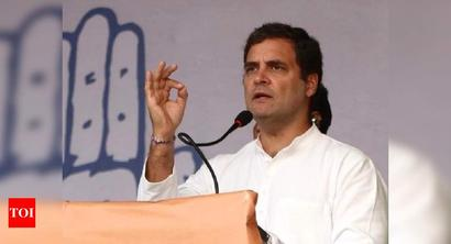 Long march by Rahul Gandhi against CAA in Wayanad on January 30