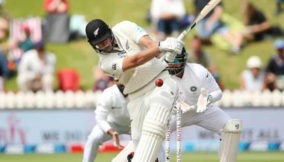 India vs New Zealand: Kyle Jamieson tears into Ashwin as India fall behind
