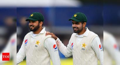 Pakistan captain Azhar backs Babar Azam to shine in England Tests