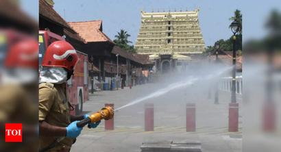 Kerala: No darshan for now at Padma temple; TDB temples to open