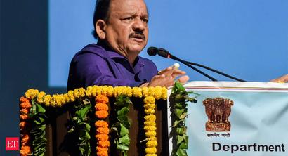 Uproar in LS over Harsh Vardhan's remarks on Rahul