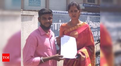 TN transwoman gets her marriage registered