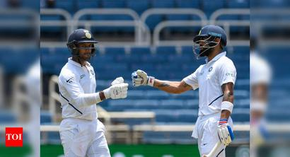 'Your character stood out for me': Virat Kohli to Mayank Agarwal