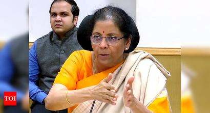 FRBM not breached in the Union Budget: Sitharaman