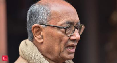 Defer Ram Temple ceremony till end of Chaturmaas: Digvijaya Singh to PM Modi