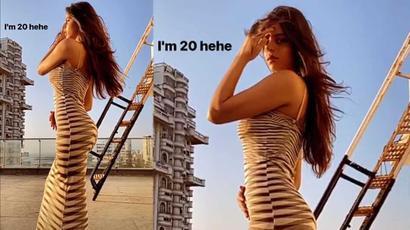 Suhana Khan celebrates 20th birthday in style amid lockdown, strolls on her terrace...