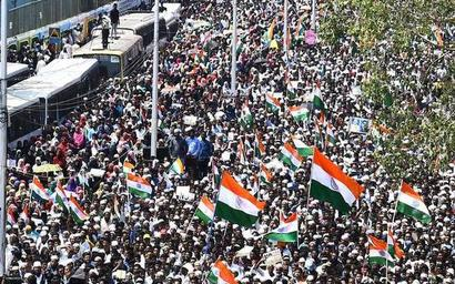 Pass resolution in Assembly within the next 24 hours, demand anti-CAA protesters in Chennai